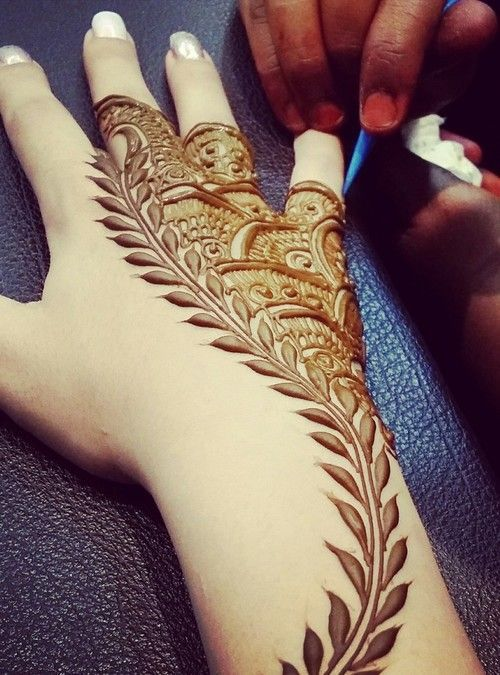 Cool Mehndi Designs 08  Indian Makeup And Beauty Blog