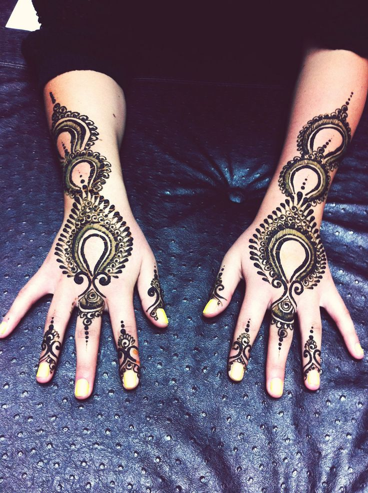 15 Super Cool Mehendi Designs Inspired By Summer Motifs