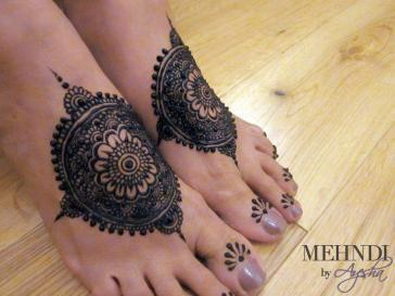 DIY Arabic mehndi designs 02