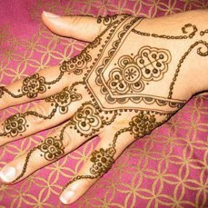 DIY Arabic mehndi designs 06