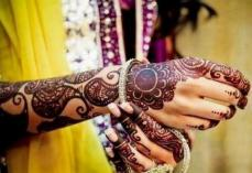 DIY Arabic mehndi designs 07