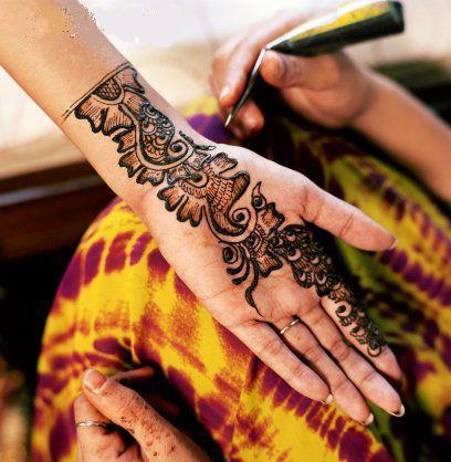 DIY Arabic mehndi designs 08