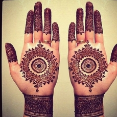 DIY Arabic mehndi designs 09