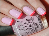 French manicure nail art designs 11