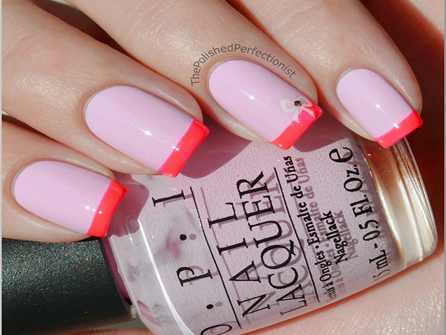 French manicure nail art designs 11 | Indian Makeup and Beauty Blog ...