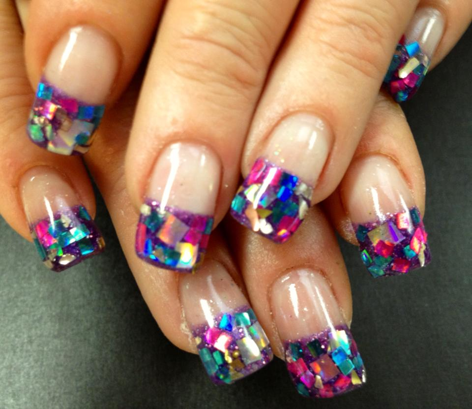 French Manicure Nail Art Designs 16 Indian Makeup And Beauty Blog