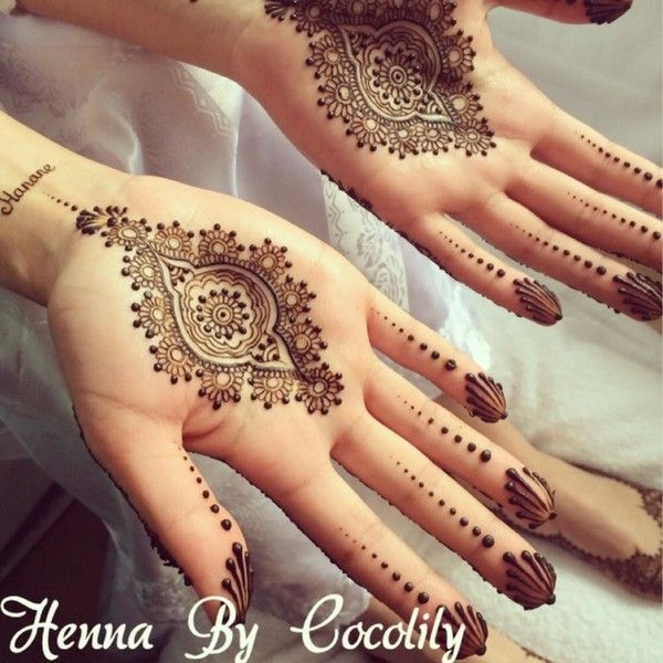Images of simple mehndi designs for hands 03