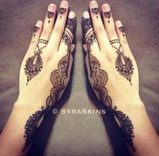Images of simple mehndi designs for hands 13