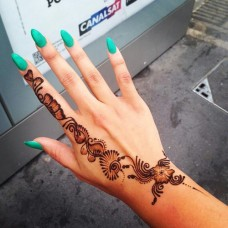 Images of simple mehndi designs for hands 18