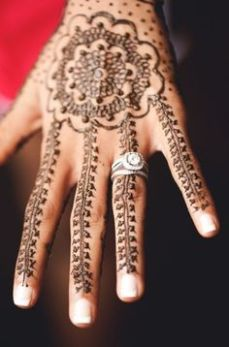 Images of simple mehndi designs for hands 20