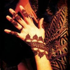 Images of simple mehndi designs for hands 30