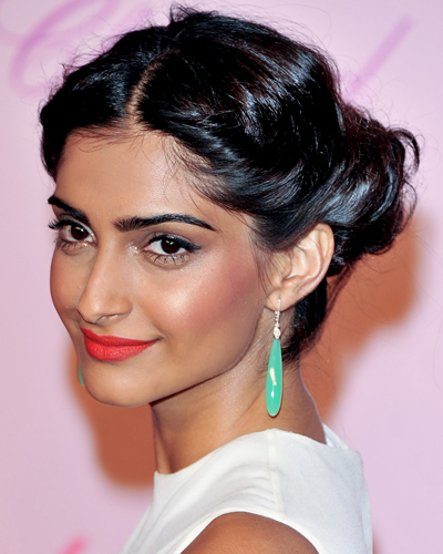 Indian bridal hairstyles 73