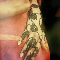 Mehndi Designs Inspired by Indian summer 05