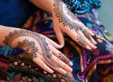 Mehndi Designs Inspired by Indian summer 10