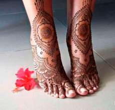 Mehndi Designs Inspired by Indian summer 11