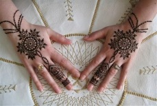 Mehndi Designs Inspired by Indian summer 13