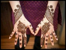 Mehndi Designs Inspired by Indian summer 14
