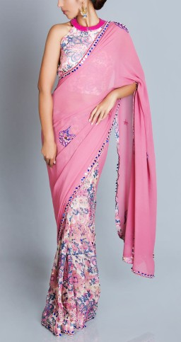 Party Wear Sarees 07