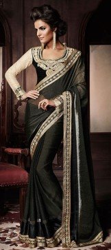 Party Wear Sarees 12