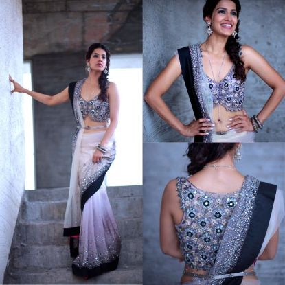 Party Wear Sarees 14
