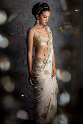 Party Wear Sarees 15