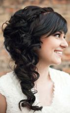 indian bridal hairstyles 99