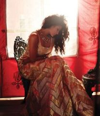 Indian Bridal Lehenga Designs 05