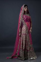 Indian Bridal Lehenga Designs 07