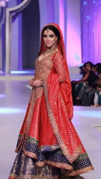Indian Bridal Lehenga Designs 10