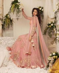 Indian Bridal Lehenga Designs 13