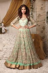 Indian Bridal Lehenga Designs 14