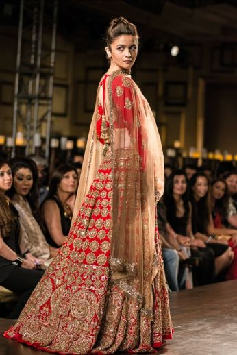 Indian Bridal Lehenga Designs 15