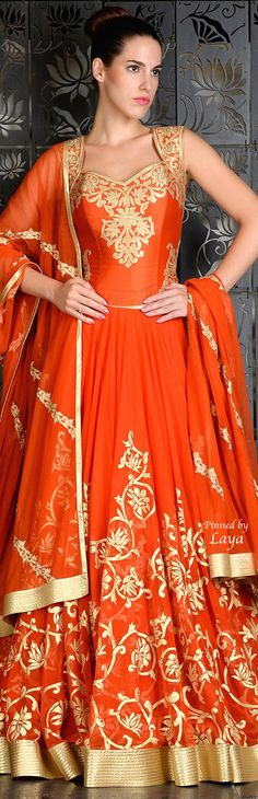 Indian Bridal Lehenga Designs 24