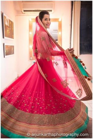 Latest bridal lehenga designs 02