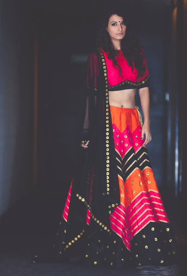Latest bridal lehenga designs 06