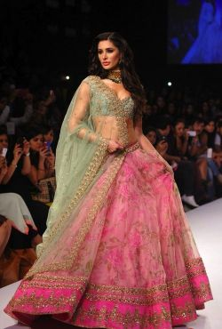 Latest bridal lehenga designs 19