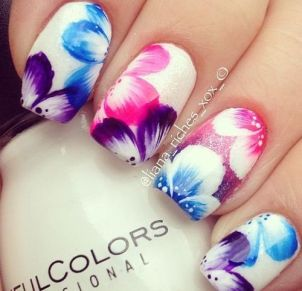 Nail art designs step by step 02