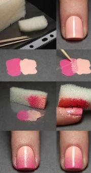 Nail art designs step by step 06