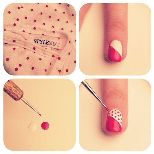 Nail Art Designs Step By 08