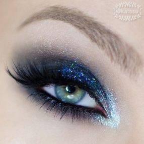 Smokey eye makeup colors 03