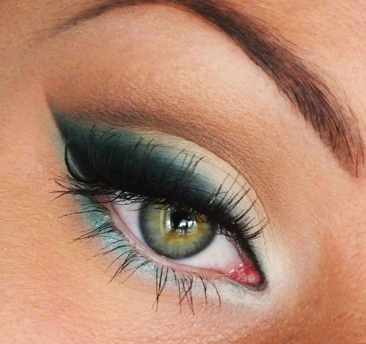 7 Beautiful smokey eye makeup looks inspired by blue and ...
