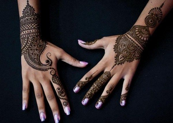 Arabic mehndi designs 39