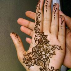 Arabic mehndi designs 45