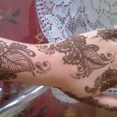 Arabic mehndi designs 48