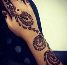 Arabic mehndi designs 52