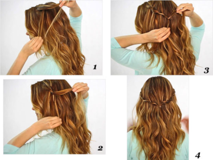 Easy hairstyles 06