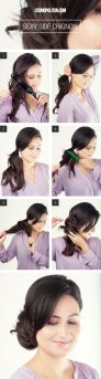 Easy hairstyles 09