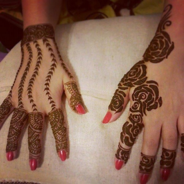 Top 16 Easy Mehndi Design To Wear On Eid Indian Makeup And Beauty Blog Beauty Tips Eye
