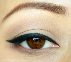 Eyeliner styles for Indian eyes 01