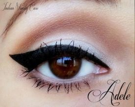 Eyeliner styles for Indian eyes 03